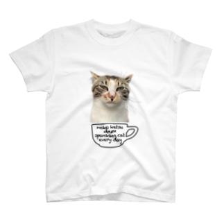 ケツドラム猫のみなちゃん③ T-Shirt