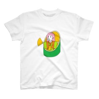 武竹取物語(ぶたけとりものがたり) T-Shirt