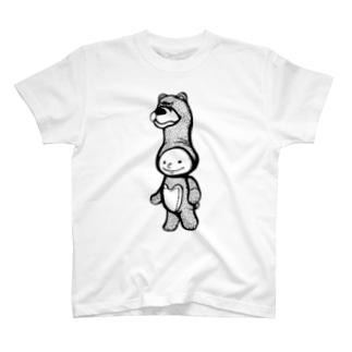 着ぐるみくん T-shirts