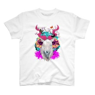 【ネマレ屋】マーコール02 T-shirts