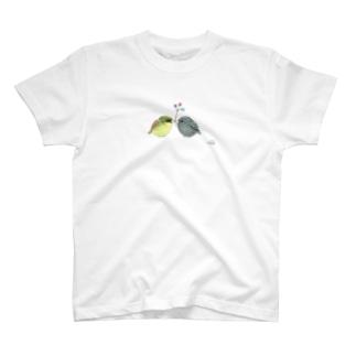 -AOJI&KUROJI No.2- Bird call T-Shirt