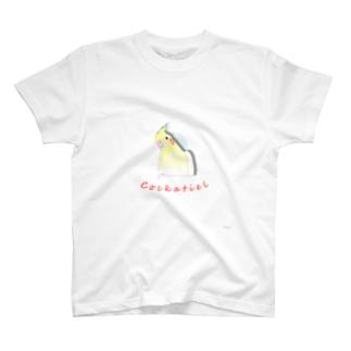 Cockatiel T-shirts