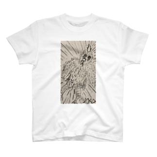 MAD鳥人 T-shirts