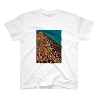 ドット絵:ピラミッド T-Shirt