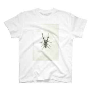 KUWAGATA is ALIVE T-shirts
