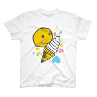Soft_Serve_Ice_Cream T-shirts