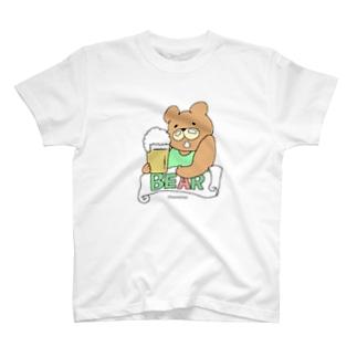 ビールベア T-Shirt
