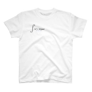 【流行】インテグラル【迷言】 T-shirts