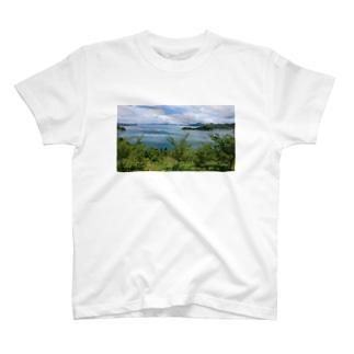 瀬戸内海  来島海峡 T-shirts