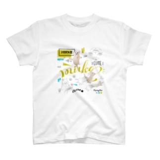 ミルコ(Tシャツ) T-shirts