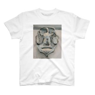 貴族の紋章001 鷲 T-shirts
