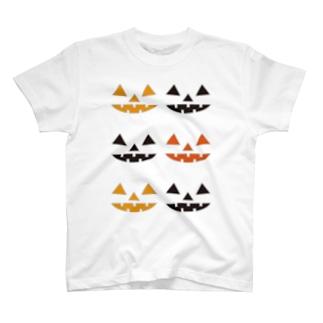 ジャックランタンズ T-shirts