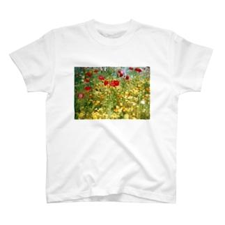flowers1 T-shirts