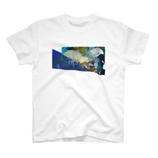 【コラボ】fossil of angle T-shirts