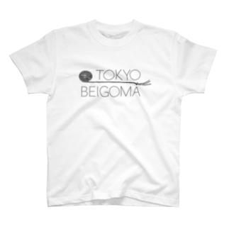 TOKYO BEIGOMA T-shirts