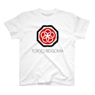 TOKYO BEIGOMA LOGO T-shirts