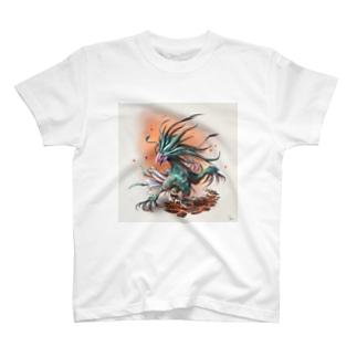火乃粉渡リ (Sparks passenger) T-Shirt