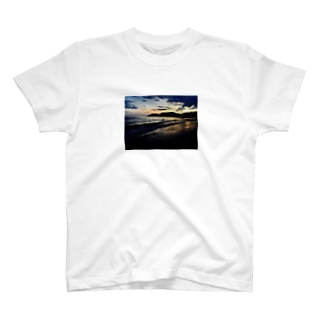 photo T 「海」 T-shirts