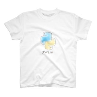 Keita Roimoのpython T-shirts