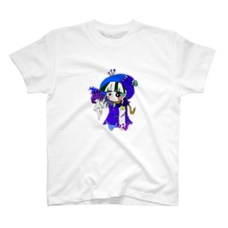 アカズキン(静脈) T-shirts