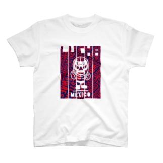 LUCHA LIBRE#13 T-Shirt