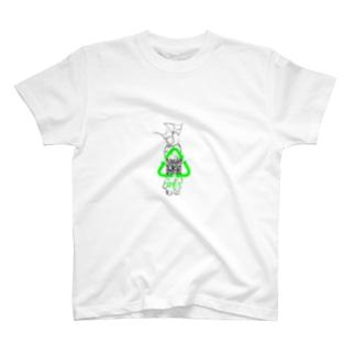 クシャ!PET T-shirts