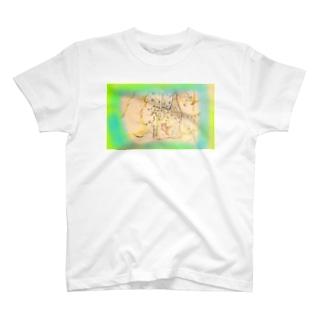 shirotaro-夏の終わりに- T-shirts
