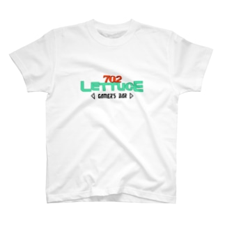 GAMERS BAR lettuce702 T-shirts