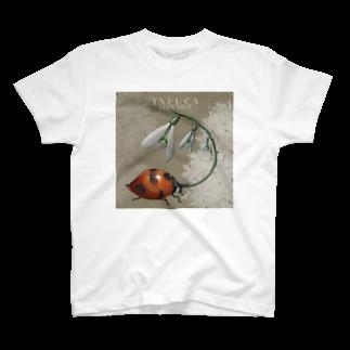 FINCH LIQUEUR RECORDSのSNOWDROP T-shirts