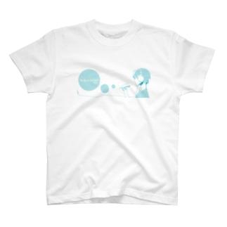 そらときみと T-shirts