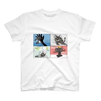 4コマまんが/サスペンス劇場 T-Shirt