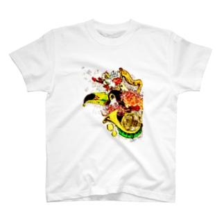 秋 T-shirts