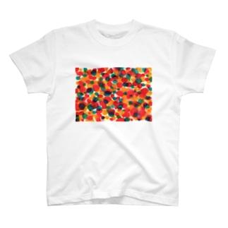 秋 autumn T-shirts