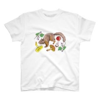 秋の実り T-Shirt