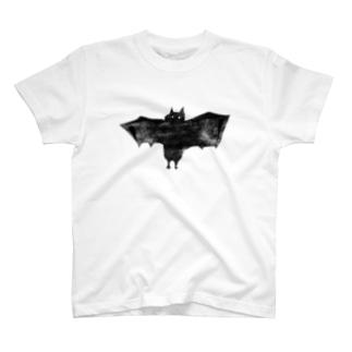 こうもり T-shirts