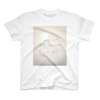 ホチキスホッチキス T-shirts