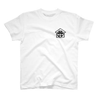 あのロゴ T-shirts