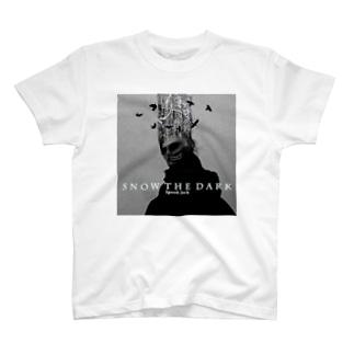 snow the dark T-shirts