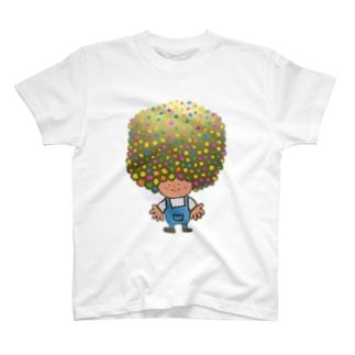 ヘルツアフロ T-Shirt