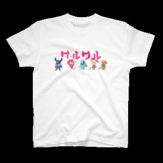 Rab Storeのワルワル団 T-shirts