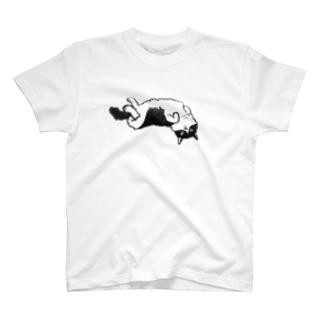 うらめしねこ T-shirts