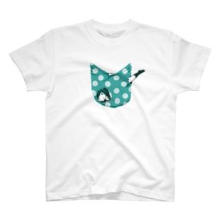 ポケットの中から T-shirts