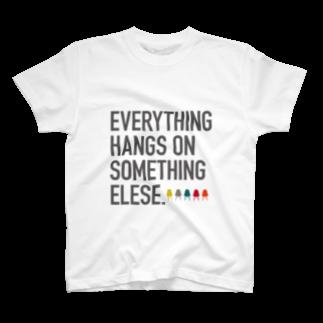 noriposoのEnglish Proverbs T-shirts