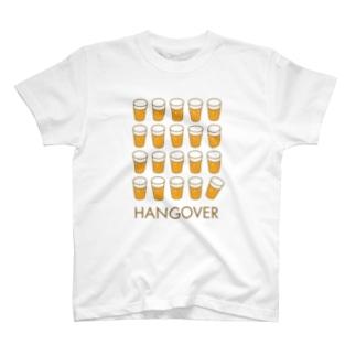 HANGOVER T-shirts