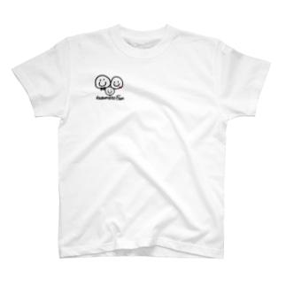 楠本Familyイラスト2 T-shirts