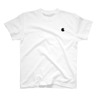 biotopeロゴいっぴき T-shirts