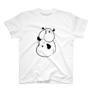 おしり犬 Tシャツ