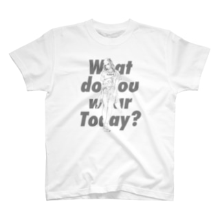 What do you wear today? 2nd T-shirts