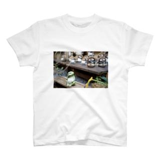 ファインダー越しの私の世界 T-shirts