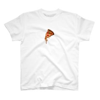 MAZE-PIZZA T-shirts